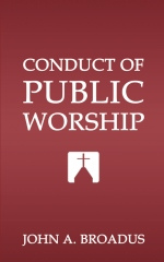 Conduct of Public Worship