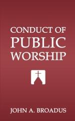 Conduct of Public Worship