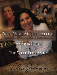 You Never Cook Alone