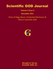 Scientific GOD Journal Volume 2 Issue 9