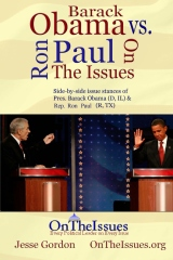 Ron Paul vs. Barack Obama On The Issues