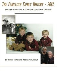 The Faircloth Family History - 2012