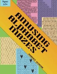 Amusing Alphabet Mazes