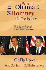 Barack Obama vs. Mitt Romney On The Issues