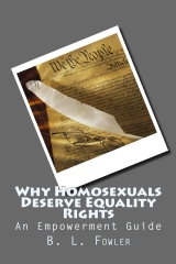 Why Homosexuals Deserve Equality Rights