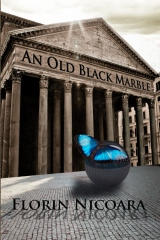 An Old Black Marble