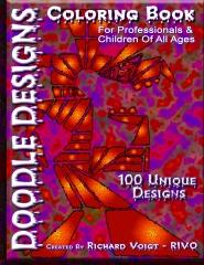 DOODLE DESIGNS Coloring Book