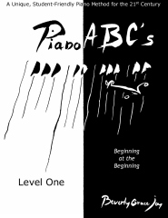 Piano ABC's - Level One