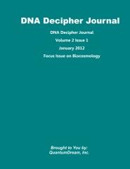 DNA Decipher Journal Volume 2 Issue 1