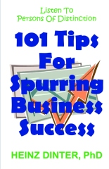 101 Tips For Spurring Business Success