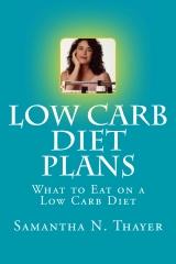 Low Carb Diet Plans