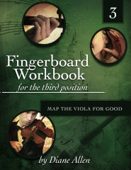 Fingerboard Workbook for the Third Position Map the Viola for Good