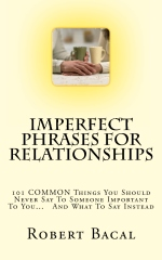 ImPerfect Phrases For Relationships