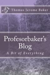 Profesorbaker's Blog