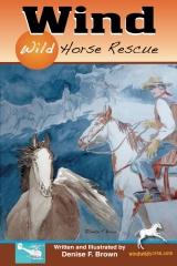 Wind, Wild Horse Rescue