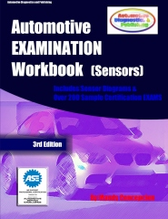 Automotive EXAMINATION Workbook (Sensors)