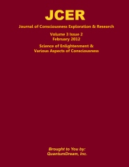 Journal of Consciousness Exploration & Research Volume 3 Issue 2