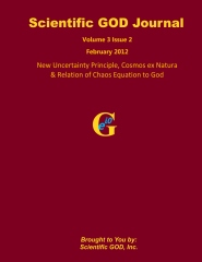 Scientific GOD Journal Volume 3 Issue 2