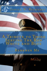 A Tribute to Those Serving The Red White and Blue