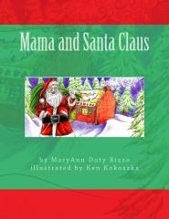 Mama and Santa Claus