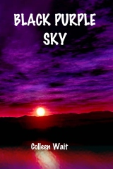Black Purple Sky