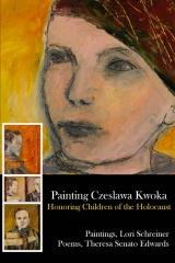 Painting Czeslawa Kwoka, Honoring Children of the Holocaust
