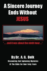 A Sincere Journey Ends Without Jesus