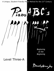 Piano ABC's Level Three-A