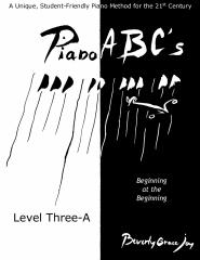 Piano ABC's Level Three-A