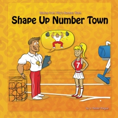 Shape Up Number Town