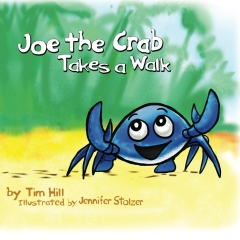 Joe the Crab Takes a Walk