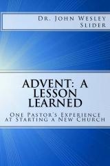 Advent:  A Lesson Learned