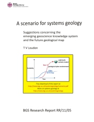A scenario for systems geology