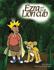 Ezra and The Lion Cub