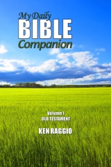 My Daily Bible Companion - Volume 1 - Old Testament