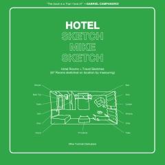 Hotel Sketch Mike Sketch