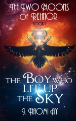 The Boy who Lit up the Sky