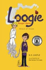 Loogie the Booger Genie