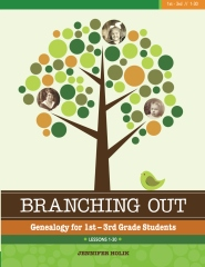 Branching Out: Genealogy for 1st-3rd Grade Students