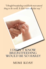 I Didn't Know Breastfeeding Would Be So Hard!