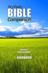 My Daily Bible Companion - Volume 2 - New Testament