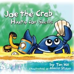 Joe the Crab Hunts for Shells