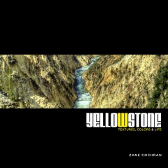 Yellowstone: Textures, Colors & Life