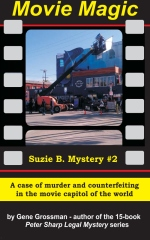 MOVIE MAGIC - Suzi B. Mystery #2