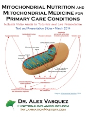 Mitochondrial Nutrition and Mitochondrial Medicine for Primary Care Conditions