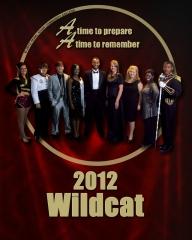 Pearl River Community College Wildcat 2012