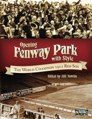 Opening Fenway Park in Style