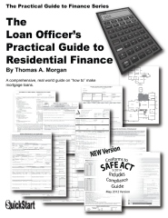 The Loan Officer's Practical Guide to Residential Finance