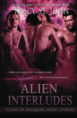Alien Interludes:  Clans of Kalquor Short Stories