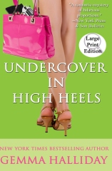 Undercover in High Heels (Large Print Edition)
